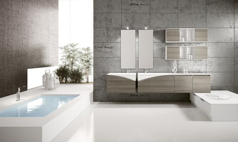 Wonderful Italian Bathroom On Bathroom Italian Bathroom Vanity, Modern Bath  Cabinets, Shower Enclosure