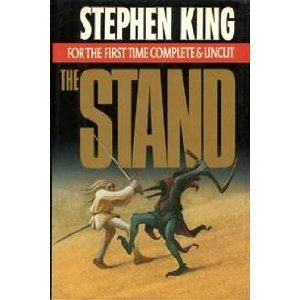 Stephen King's The Stand- one of the best I've EVER read.