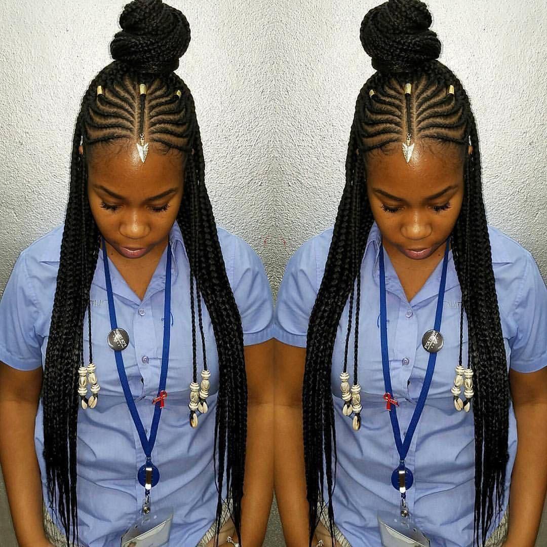 Haare Hairs Cornrow Hairstyles Braids For Black Hair
