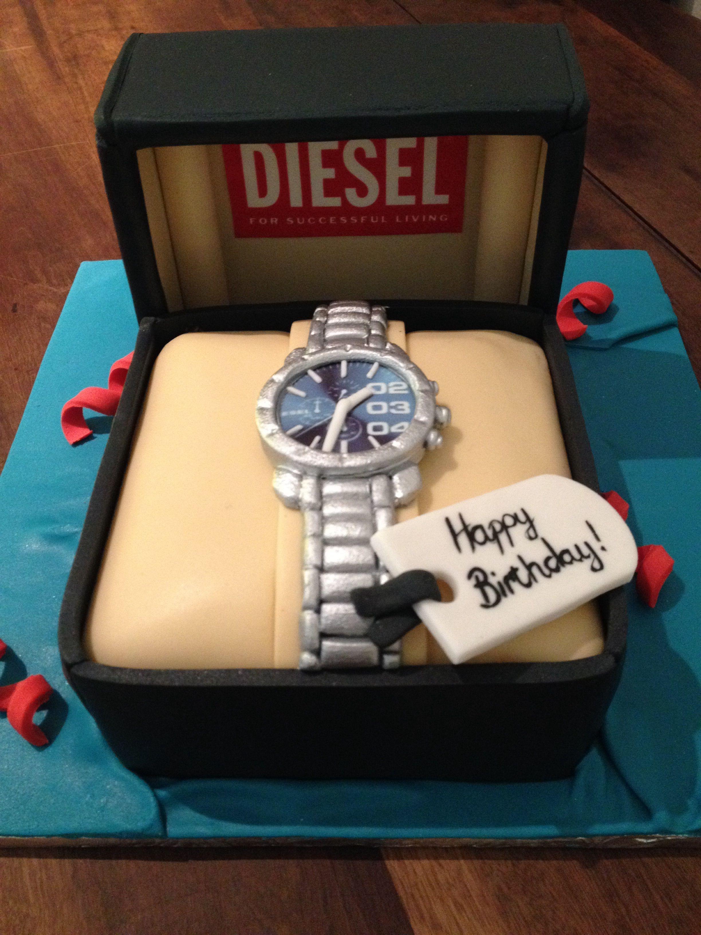 Guys Burthday Cake Birthday Cakes For Men Take The Cake Diesel Living
