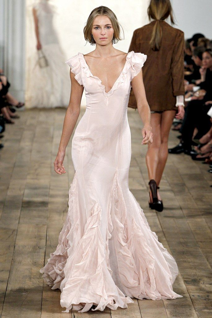 d6f88eb42fe6 Ralph Lauren Spring 2011 Ready-to-Wear Collection Photos - Vogue
