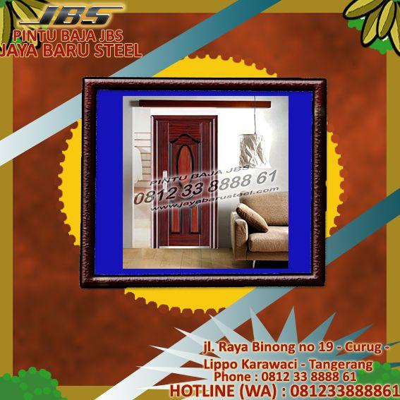 081-233-8888-61 (JBS), Lightweight Steel Door Door, Pi …