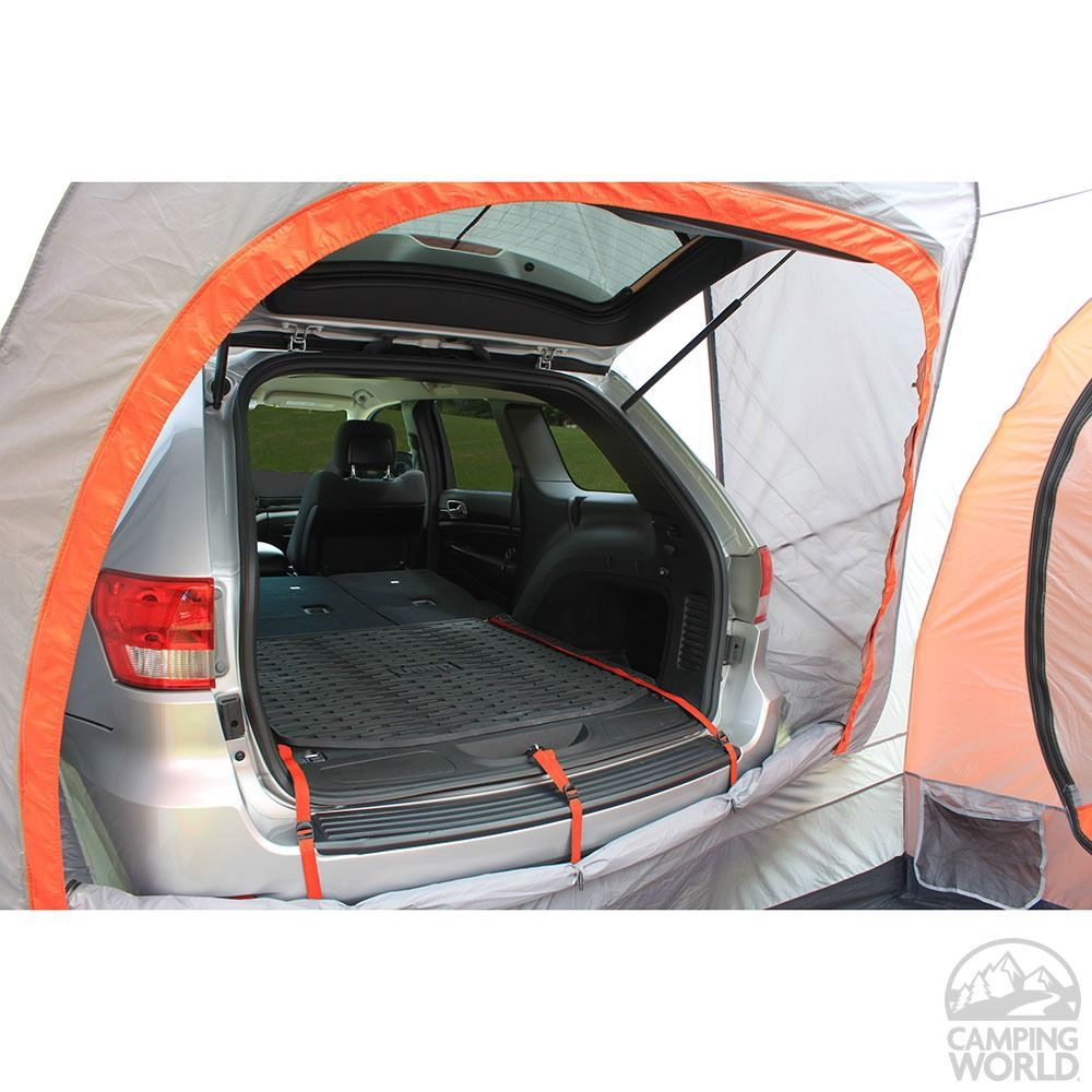 SUV Tent with Screen Room - Rightline Gear 110915 - Family Tents - C&ing World  sc 1 st  Pinterest & SUV Tent with Screen Room - Rightline Gear 110915 - Family Tents ...