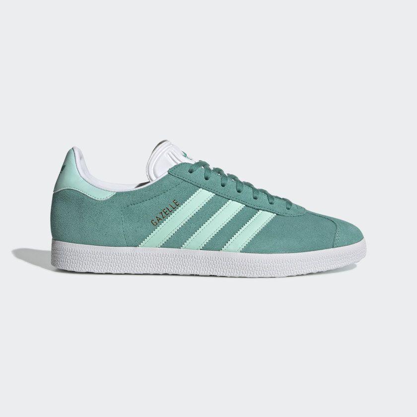 Adidas | Adidas Originals Gazelle Green Black White