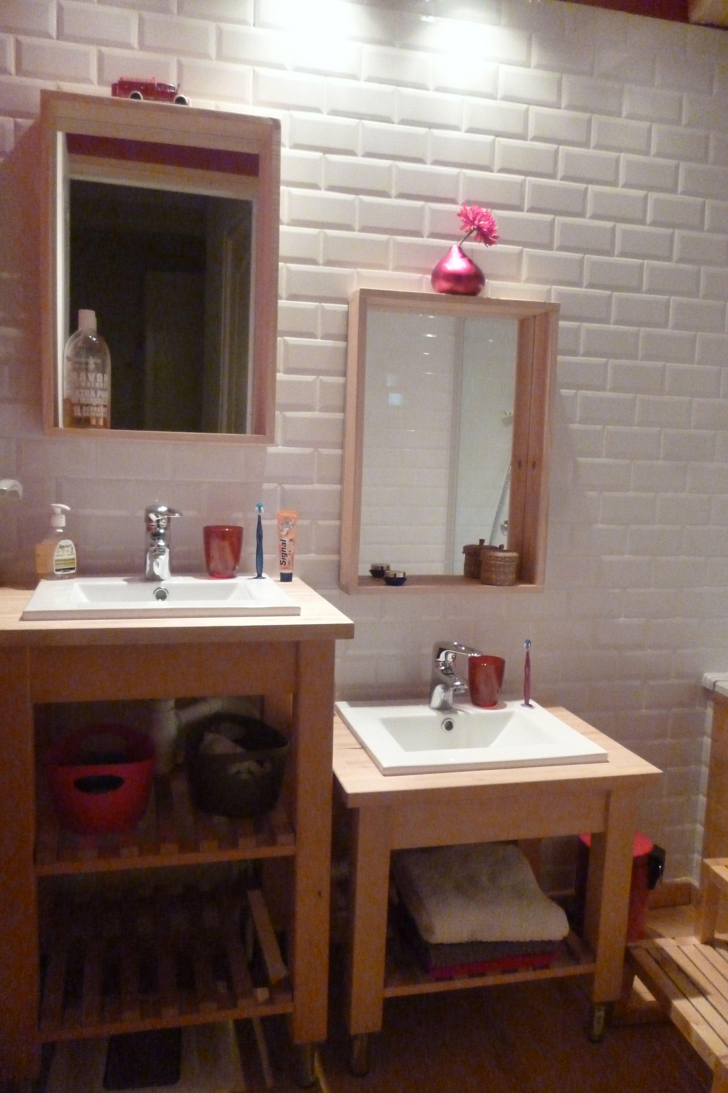 Children Bathroom Ikea Bekvam Hack Detournement Ikea Bekvam Pour Lavabo D Enfant Economique Carrelage Metro Lavabo Enfant Vanite Ikea Coiffeuse Salle De Bains