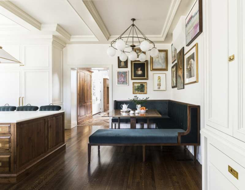 Tour a 1918 Georgian Jewel Box - The Glam Pad
