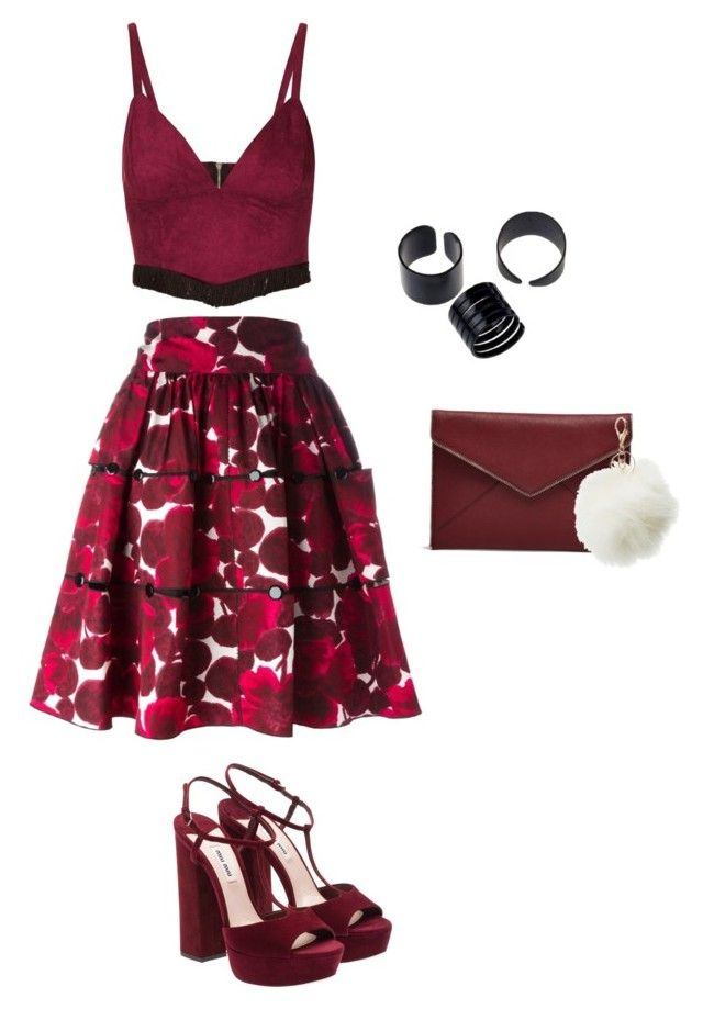 """""""Bez naslova #482"""" by dea-edita-77 ❤ liked on Polyvore featuring Marc Jacobs, Topshop, Rebecca Minkoff and Charlotte Russe"""