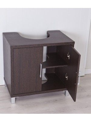 Mesa de ba o bajo lavabo decoraci n de ba os for Muebles para debajo del lavabo