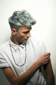 mens hair dyed - Google Search | Hair ✂ | Pinterest | Mens hair ...