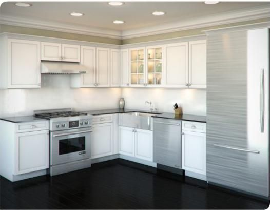 Small White L Kitchen l kitchen design. kitchen cabinet l shape compact l shaped kitchen