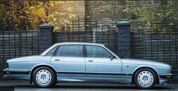 Jaguar Xjr Twr 4 0 Sport Auto 1992 With Images Jaguar Xj40