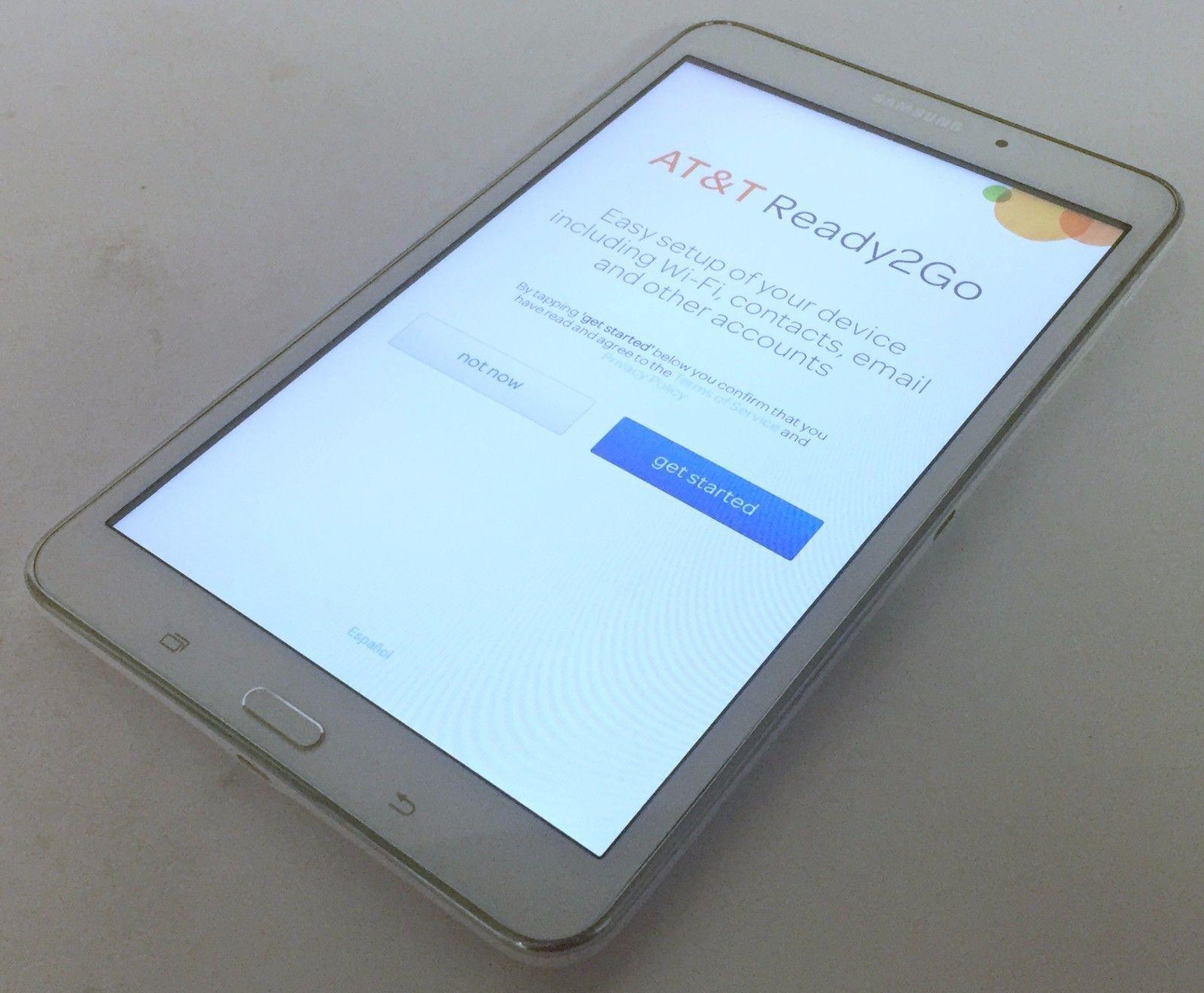 Galaxy Tab 4 Android 7