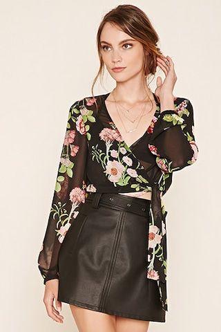 el más nuevo online para la venta venta caliente más nuevo Blusa Cruzada - Contemporary | ropa tumblr | Moda, Vestidos ...