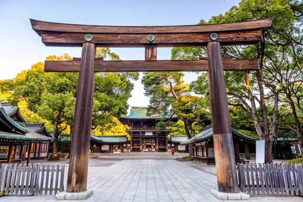 Meiji Jingu Shrine Tokyo #shintoshrine #tokyotravel #tokyoitinerary