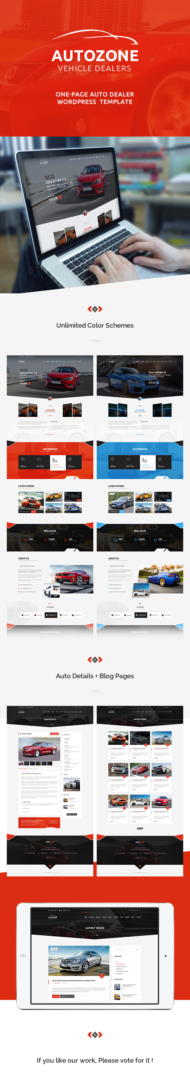 Autozone Car Dealer Wordpress Theme Download Theme Https