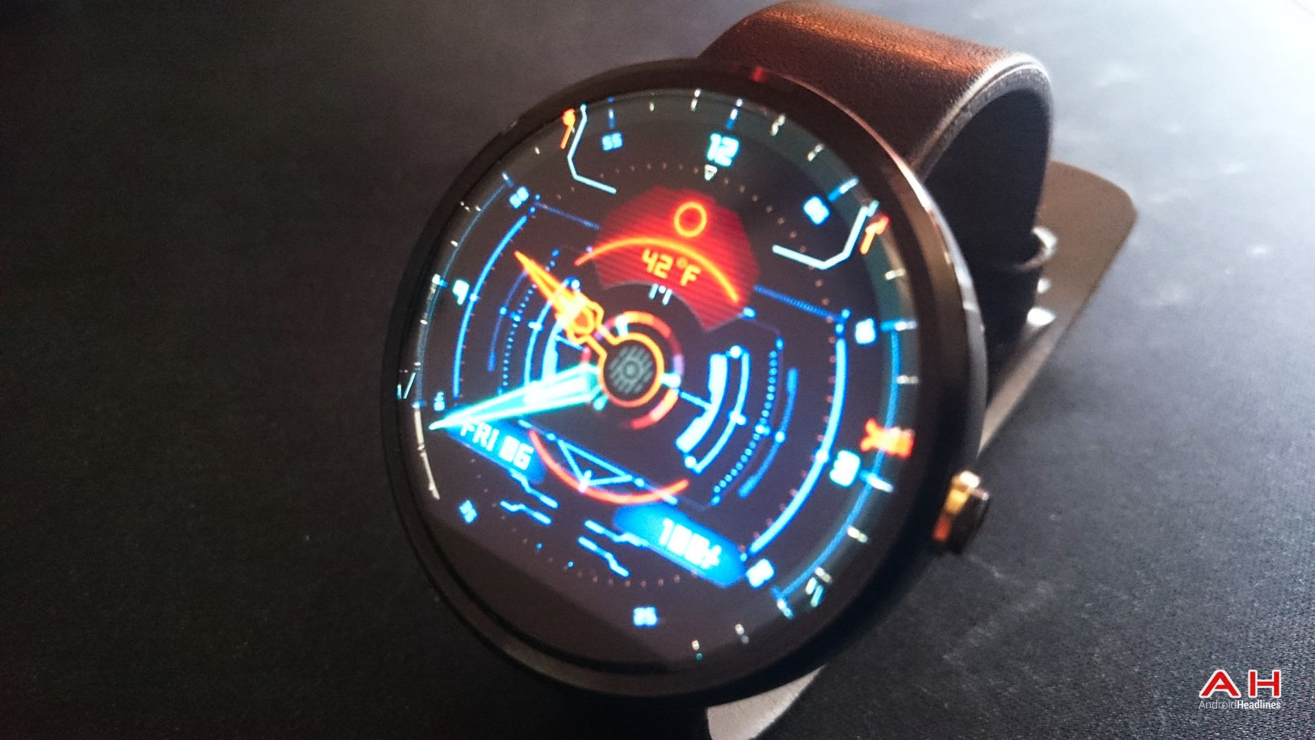 Android Wear Weekly Five Watch Faces for SciFi Fans