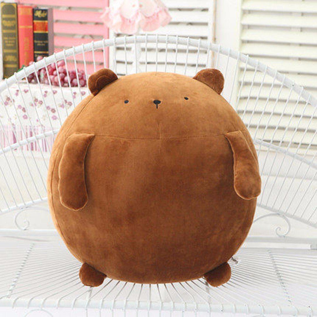 Cute toys images  Clearance Sale Molang Potato Bear Brown Plush Soft Toy Cute Toys