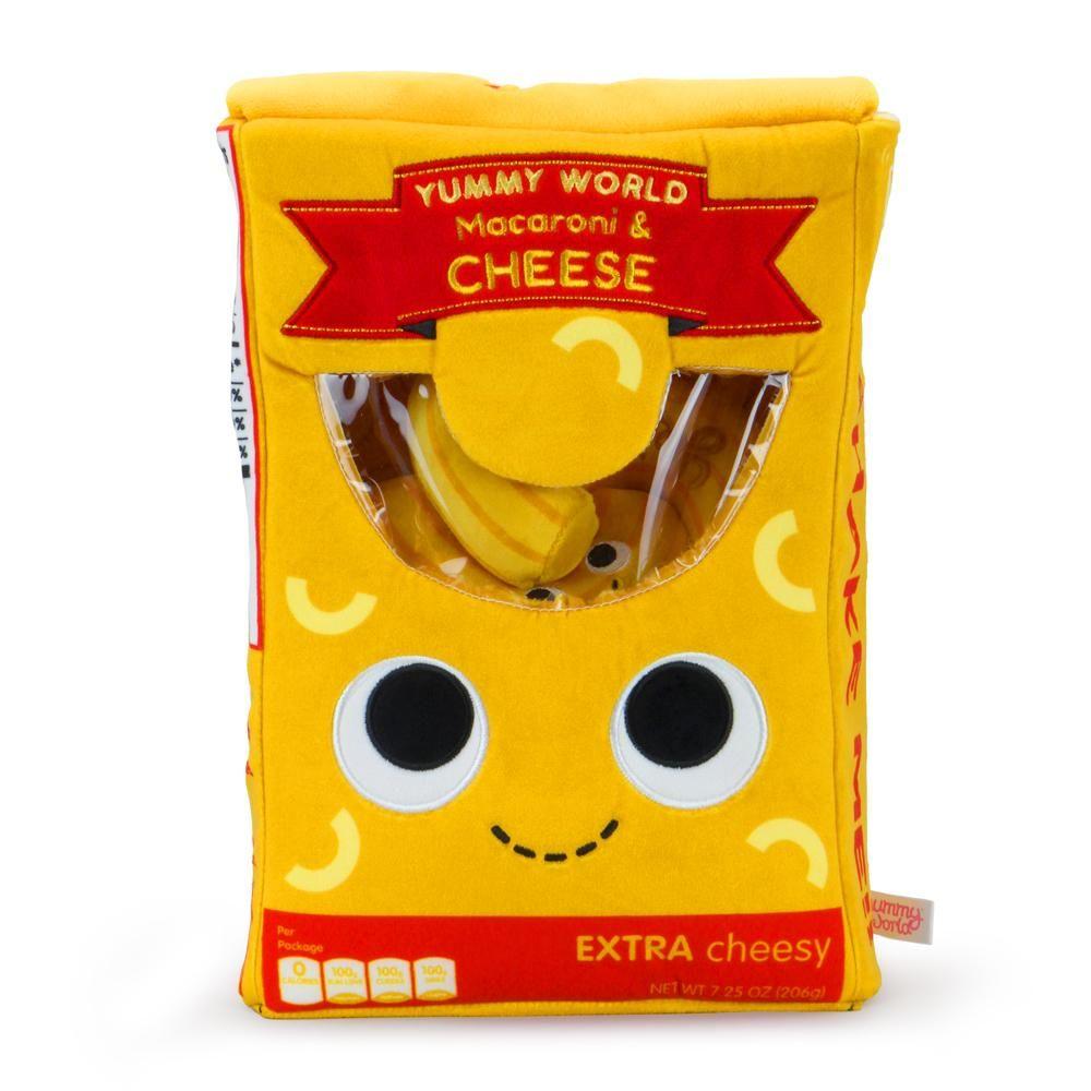 Yummy World Matty Macaroni & Cheese Plush