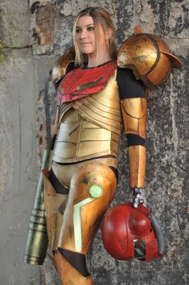 Do it yourself samus armor arms and armor pinterest frog prince varia suit vest armor diy may help make ks metroid costume solutioingenieria Images