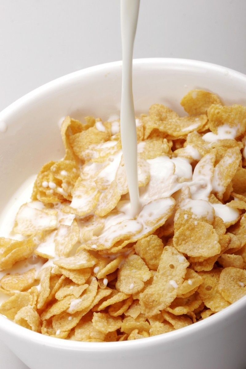 Cereal With Purealmond Healthy Breakfast Tips Food Breakfast