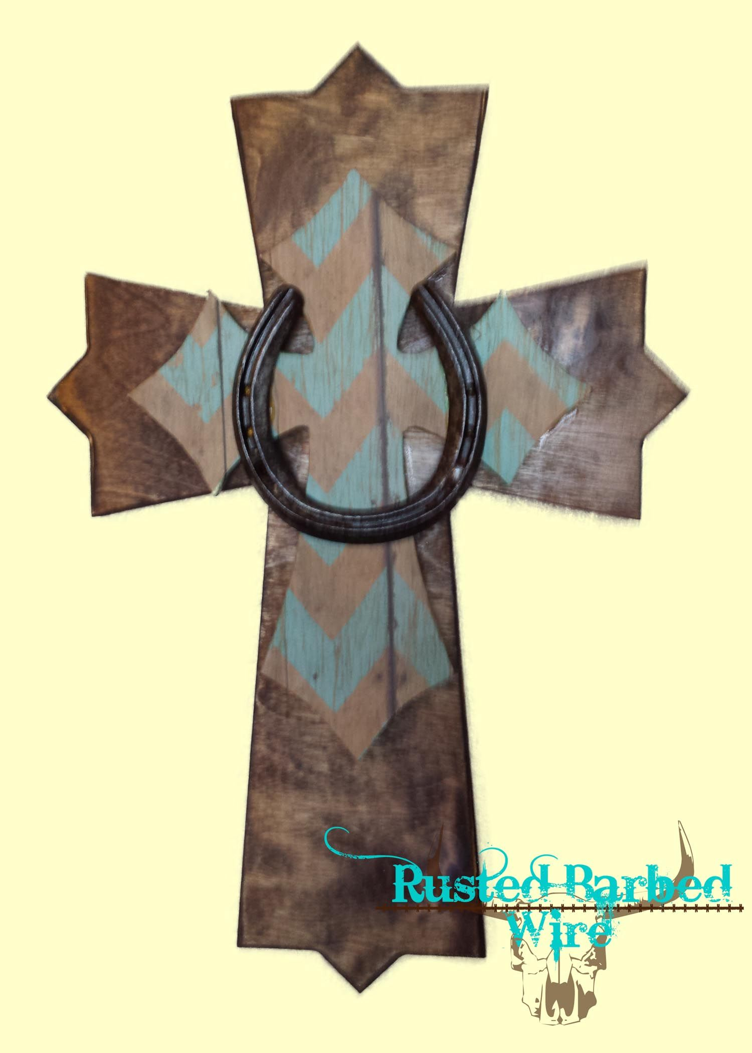 Best Rustic Wooden Crosses Wall Decor Ideas - The Wall Art ...