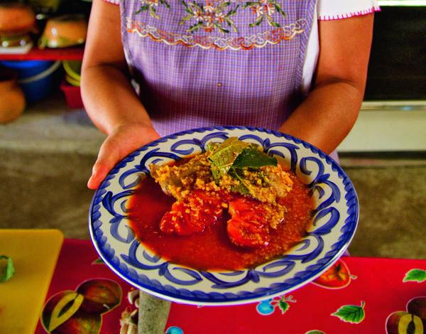 Comer, viajar y cocinar (en Viva)