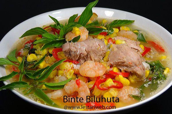 Kumpulan Resep Asli Indonesia Binte Biluhuta Resep Resep Makanan Resep Memasak