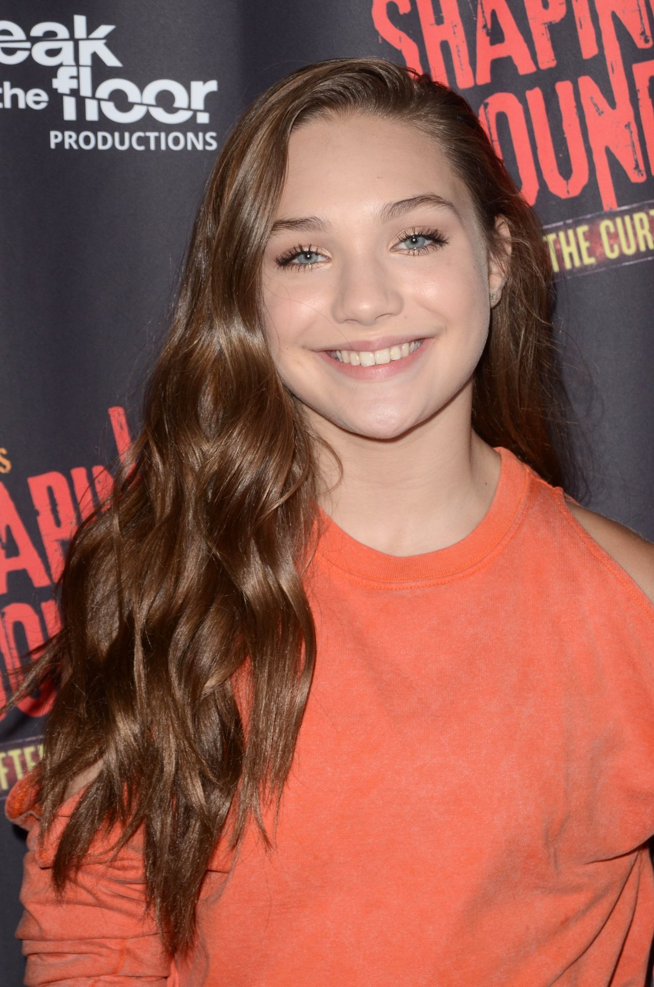 "#Night Maddie Ziegler - ""Shaping Sound: After the Curtain"" Opening Night at UCLA in Westwood 06/27/2017 