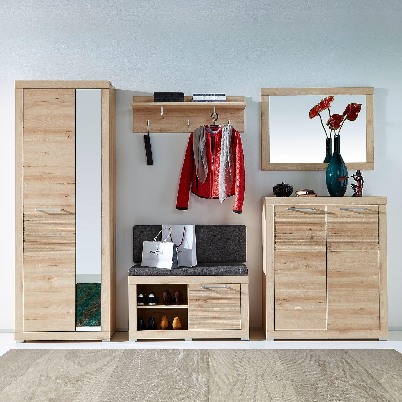 Garderobenset Taledos Ii 6 Teilig Garderobenpaneel Garderobe