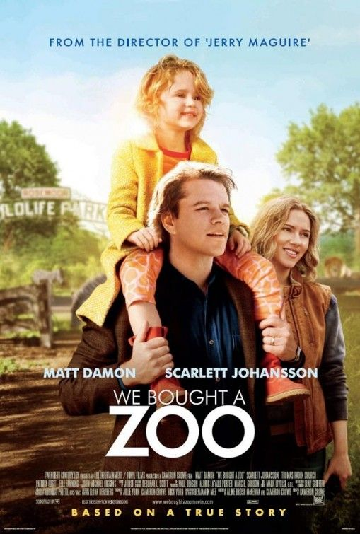 Carl The Critic Reviews We Bought A Zoo Dvd Movies Movies