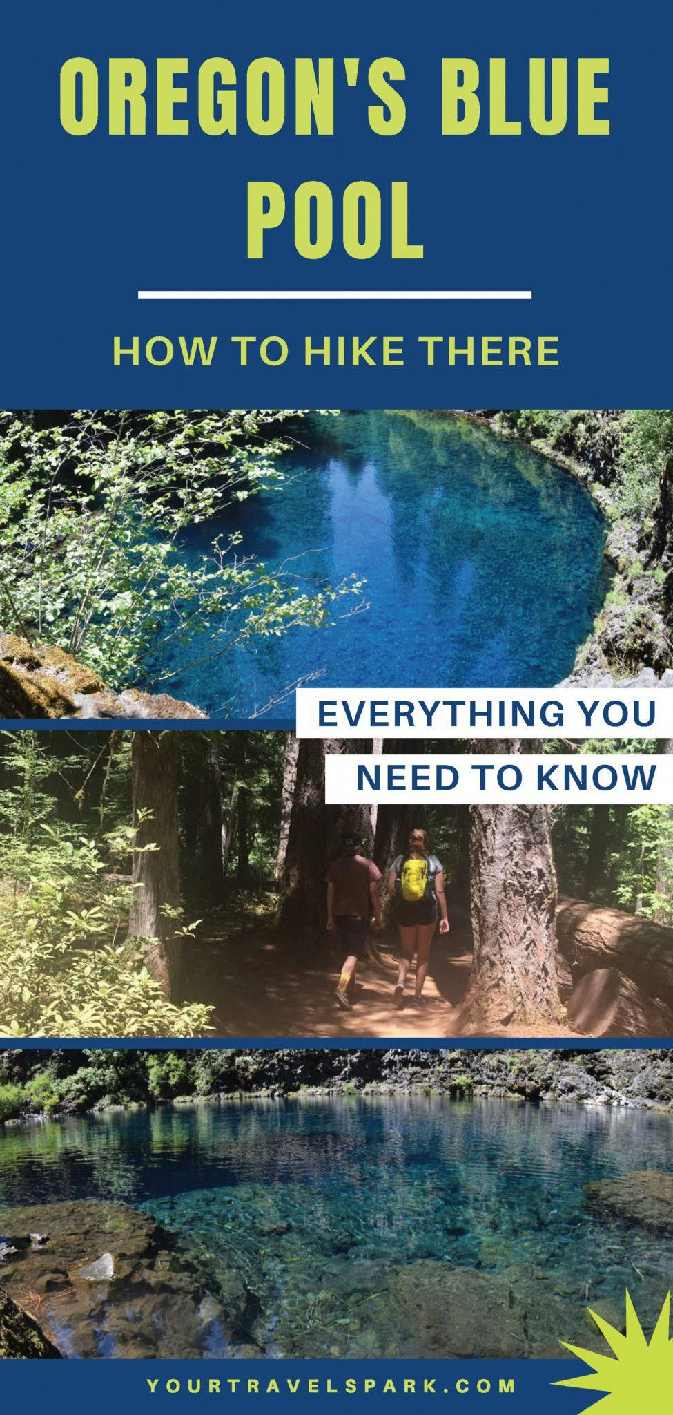 Oregon's Tamolitch Blue Pool hike: How to get there - Travel Spark