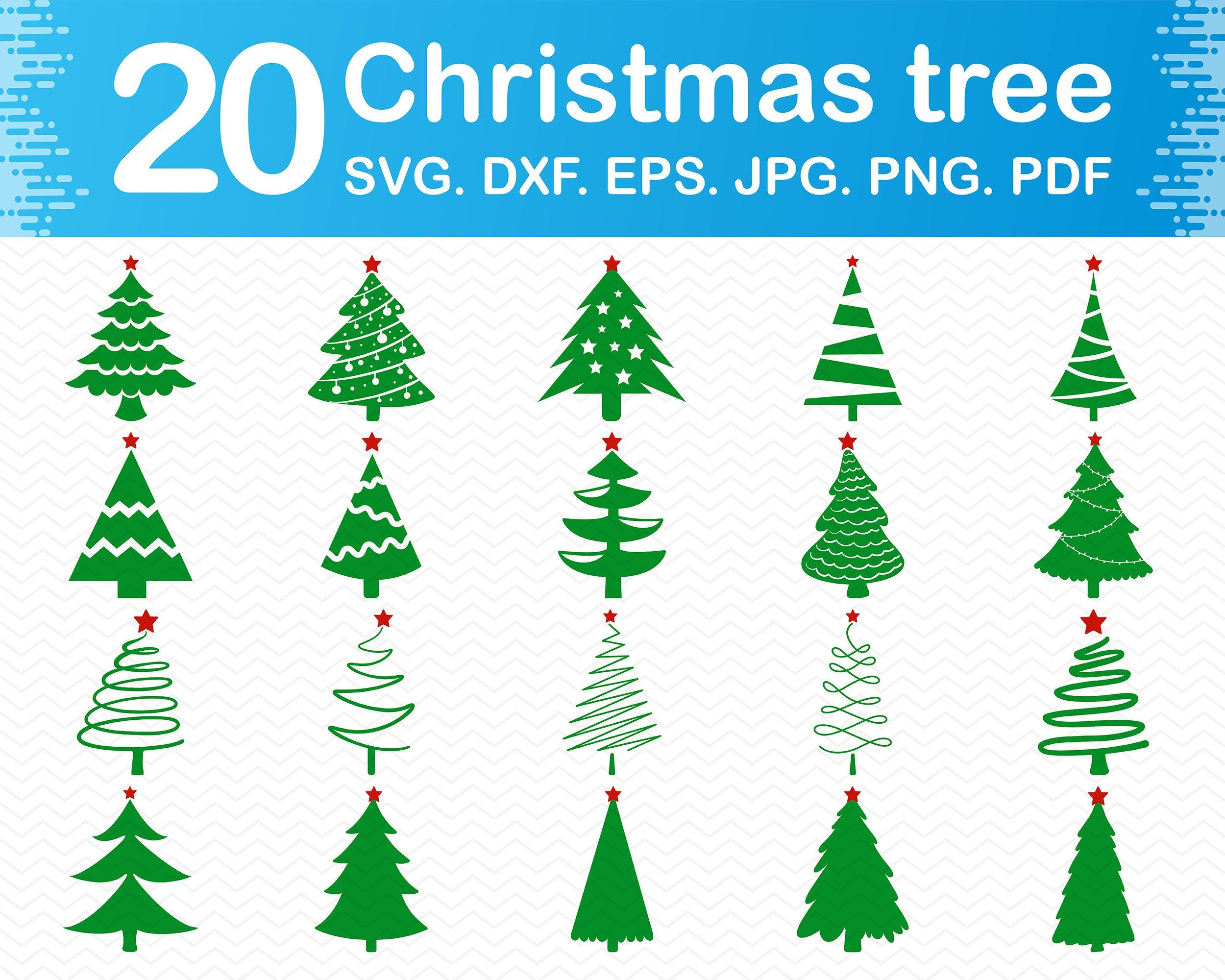 Christmas Tree Svg Christmas Svg Bundle Christmas Tree Png Etsy In 2020 Christmas Svg Tree Svg Svg