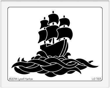 LG 763 Frigate
