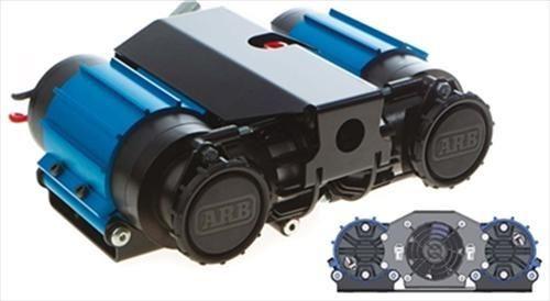 ARB 4x4 Accessories Part CKMTA12 - Twin Air Compressor Kit 12 Volt - 4 Wheel Parts