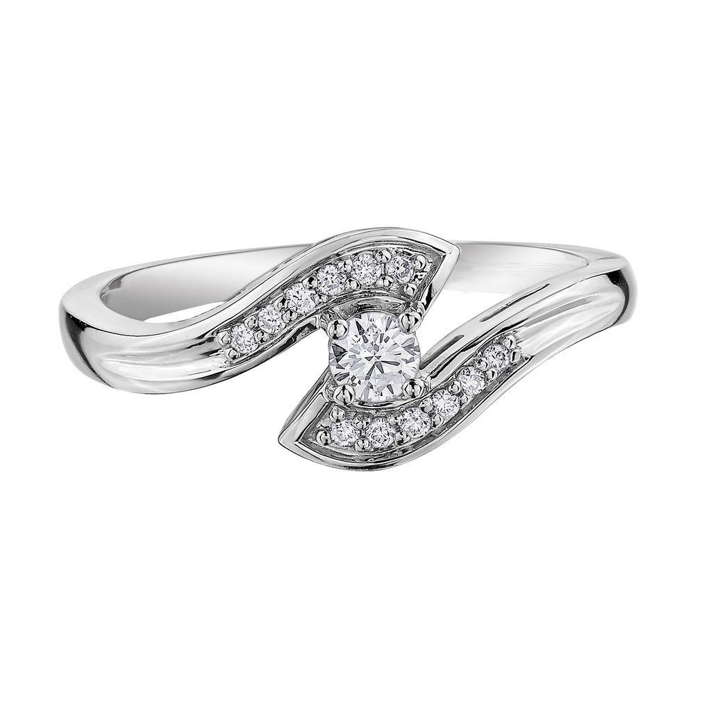 I Am Canadian Brilliant 0 15ct Canadian Canadian Diamonds Rings