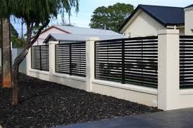 Image Result For Modern House Gates And Fences Designs With