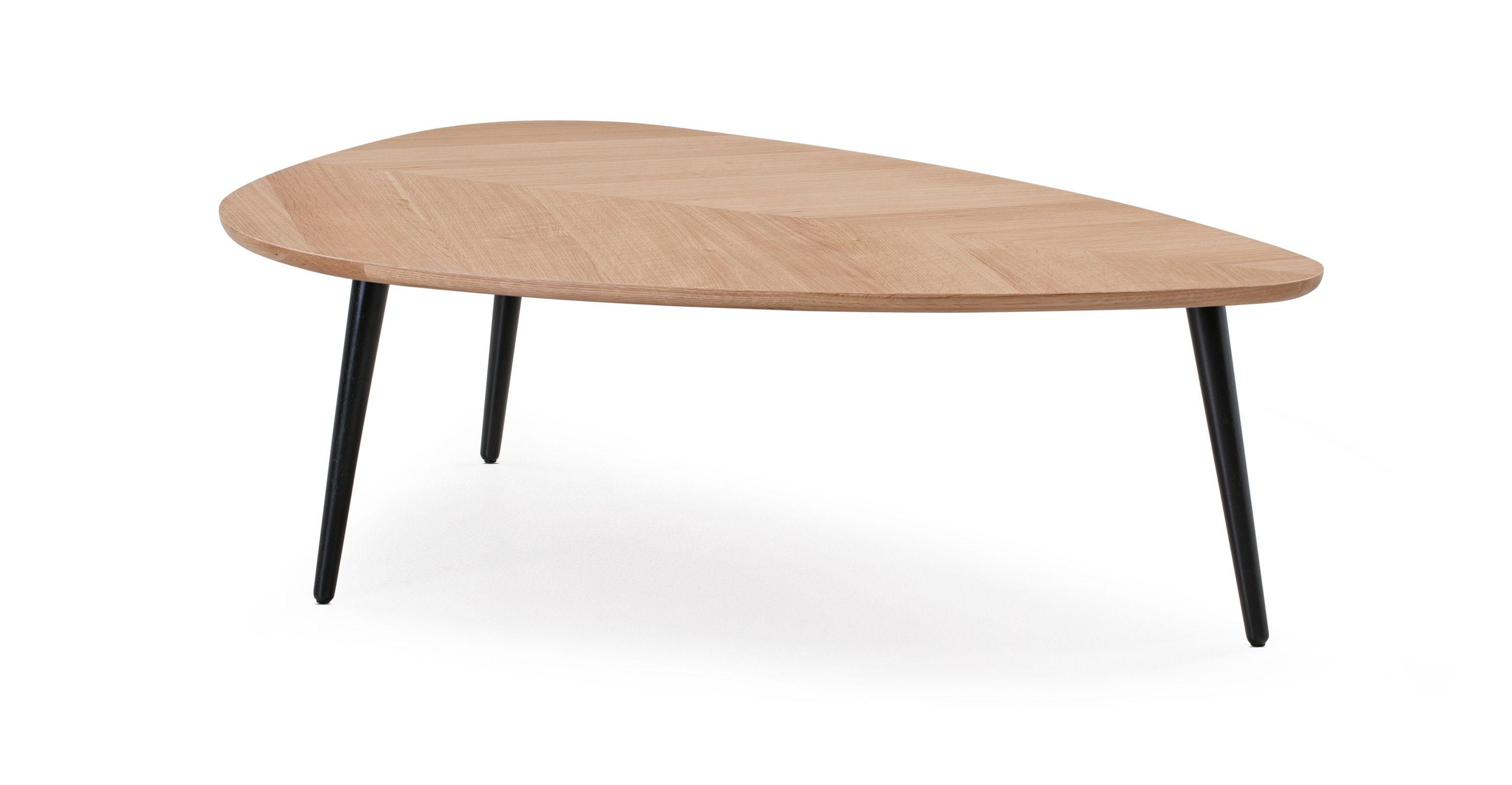 Leaf 47 Coffee Table Natural Oak Coffee Table Modern Wood Coffee Table Coffee Table Wood [ 1500 x 2889 Pixel ]