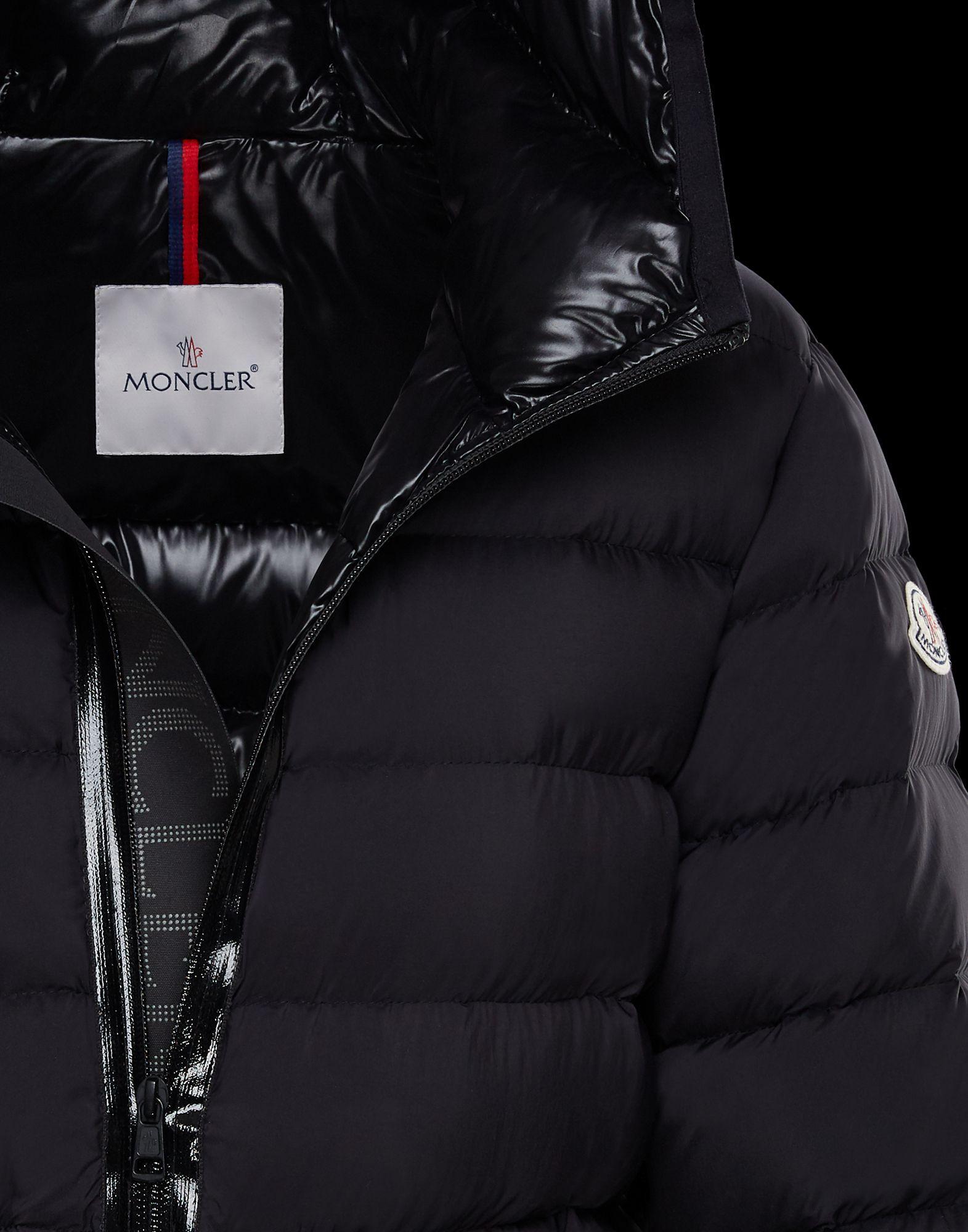Moncler GRUE, Vestes longues pour femme   Boutique en ligne officielle 9267895d68e