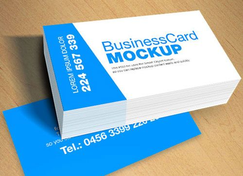 20 of the best free psd business card mockup templates photoshop 20 of the best free psd business card mockup templates reheart Image collections