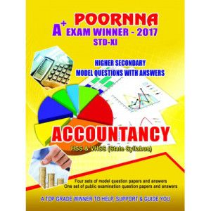 Plus One Accountancy Guide | School Study Materials | Model