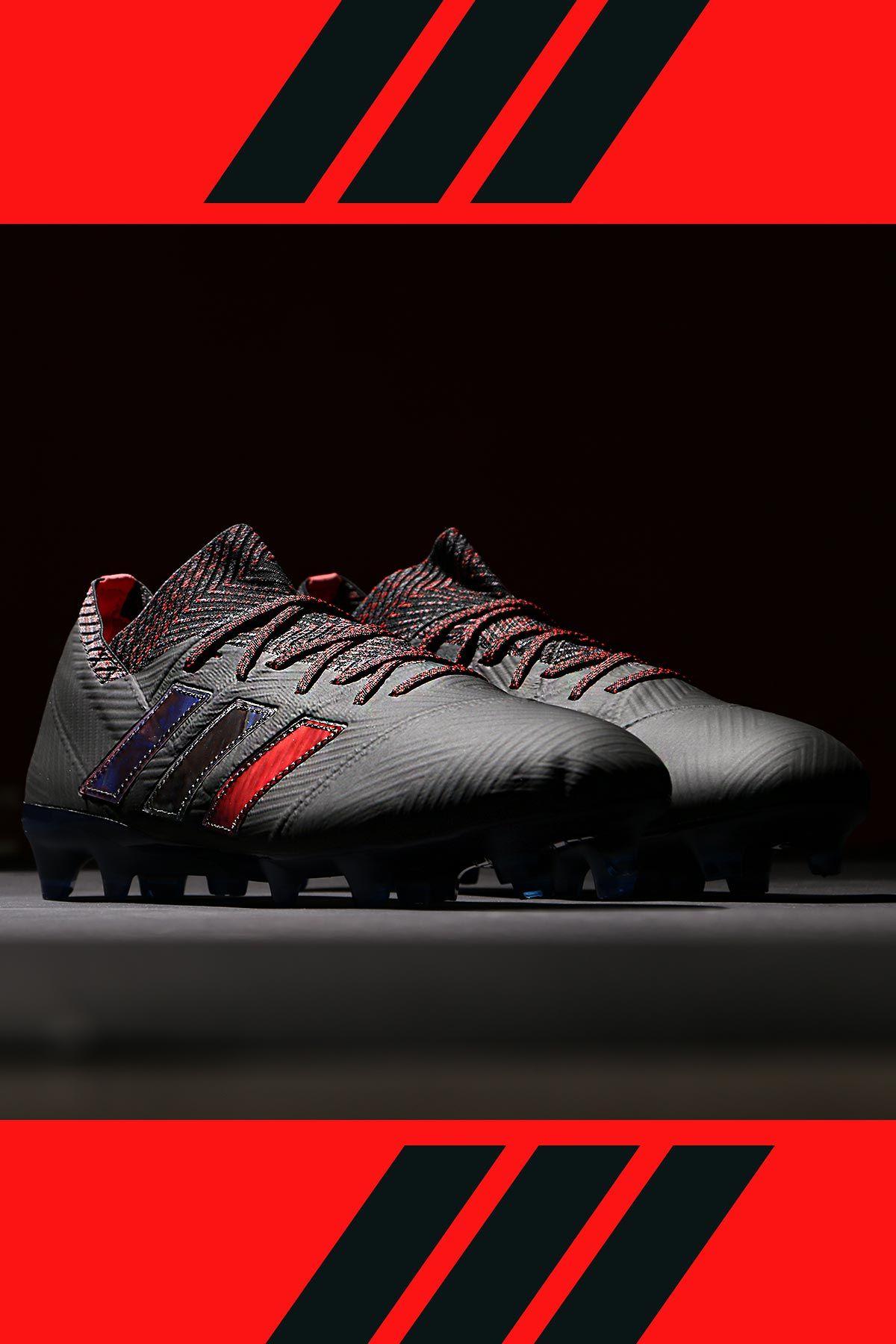 0f2e8ae240a Aquí están las nuevas botas de fútbol adidas Nemeziz de la colección  Archetic Pack 🙌 #