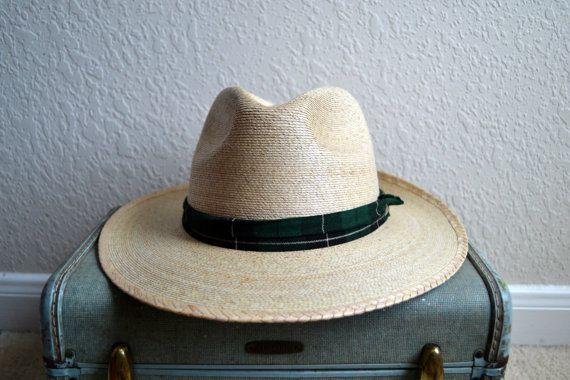 Authentic Custom Straw Sahuayo Palmoro Hat Size 57 By Ninasdream 62 00 Sahuayo Hat Sizes Hats