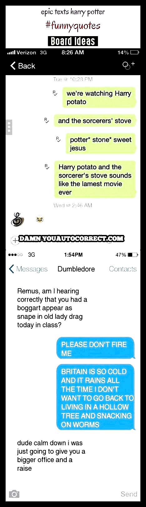 Epic texts harry potter . epic texts boyfriends epic te