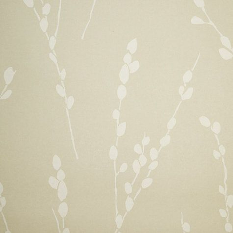 Buy John Lewis Croft Collection Catkin Wallpaper Online At Johnlewis Com Oboi
