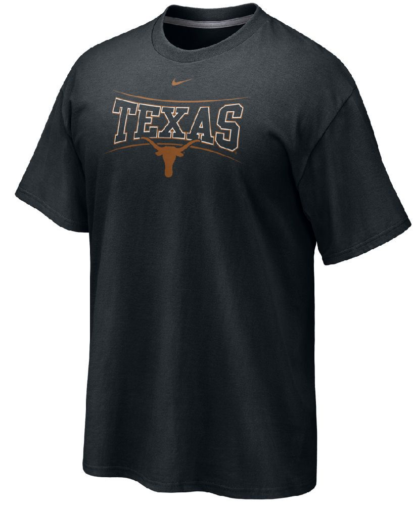 bfebfc79b Texas Longhorns Short Sleeve Tee Shirt  20.00