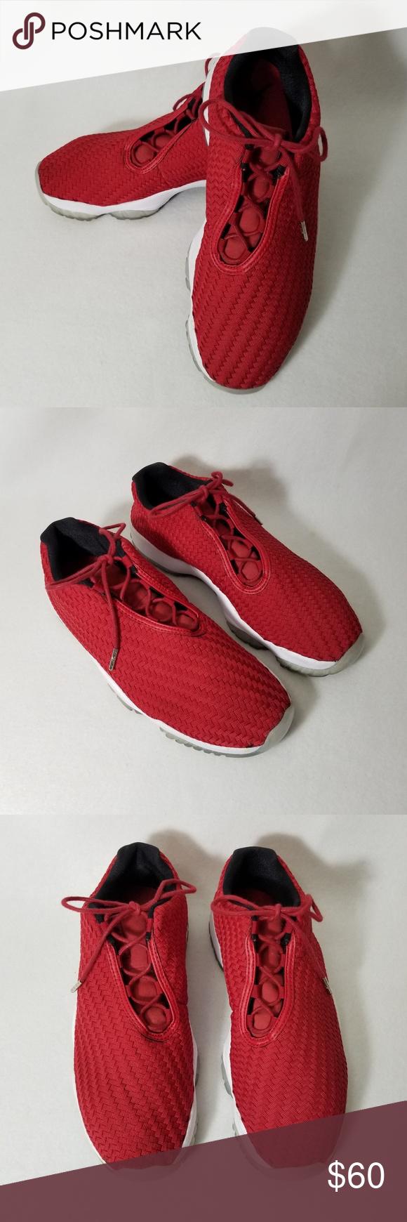 991a44e41694 Nike Air Jordan Future Low Gym Red - Size 9.5 Nike Air Jordan Future Low Gym