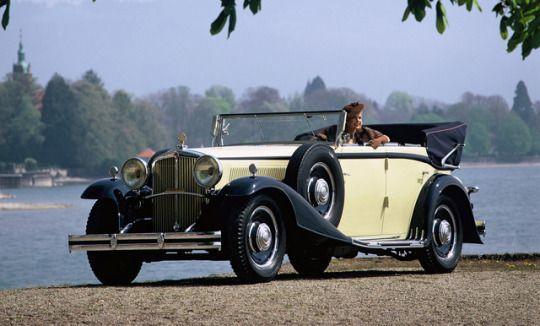 Maybach Zeppelin Ds8 4 Door Cabriolet 1930 34 Maybach Maybach Car Mercedes Benz Maybach