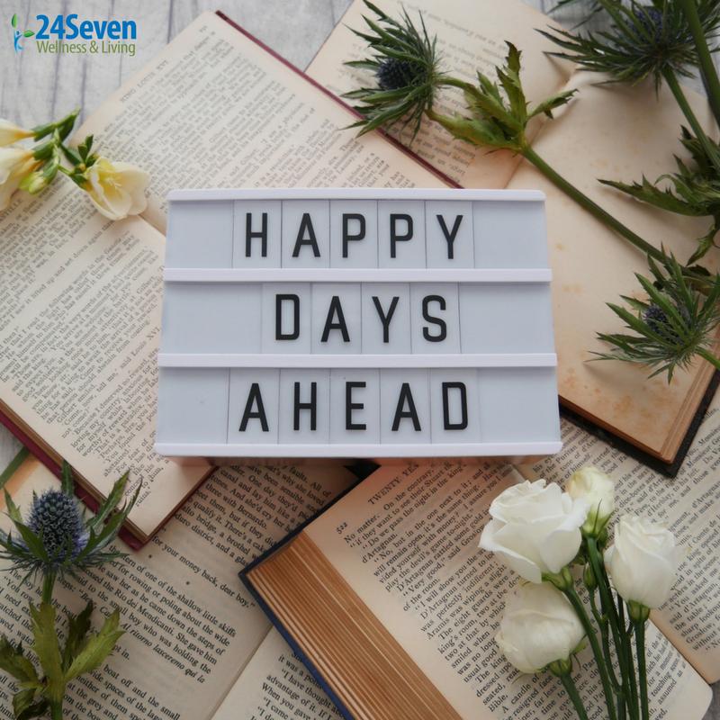 Happy Days Ahead Light Box Quotes Happy Day Light Board