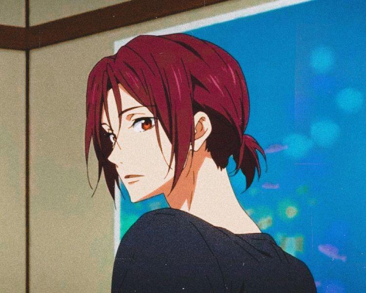 Icon Rin Matsuoka Free Anime Anime Icons Anime And the light novel high☆speed!. pinterest