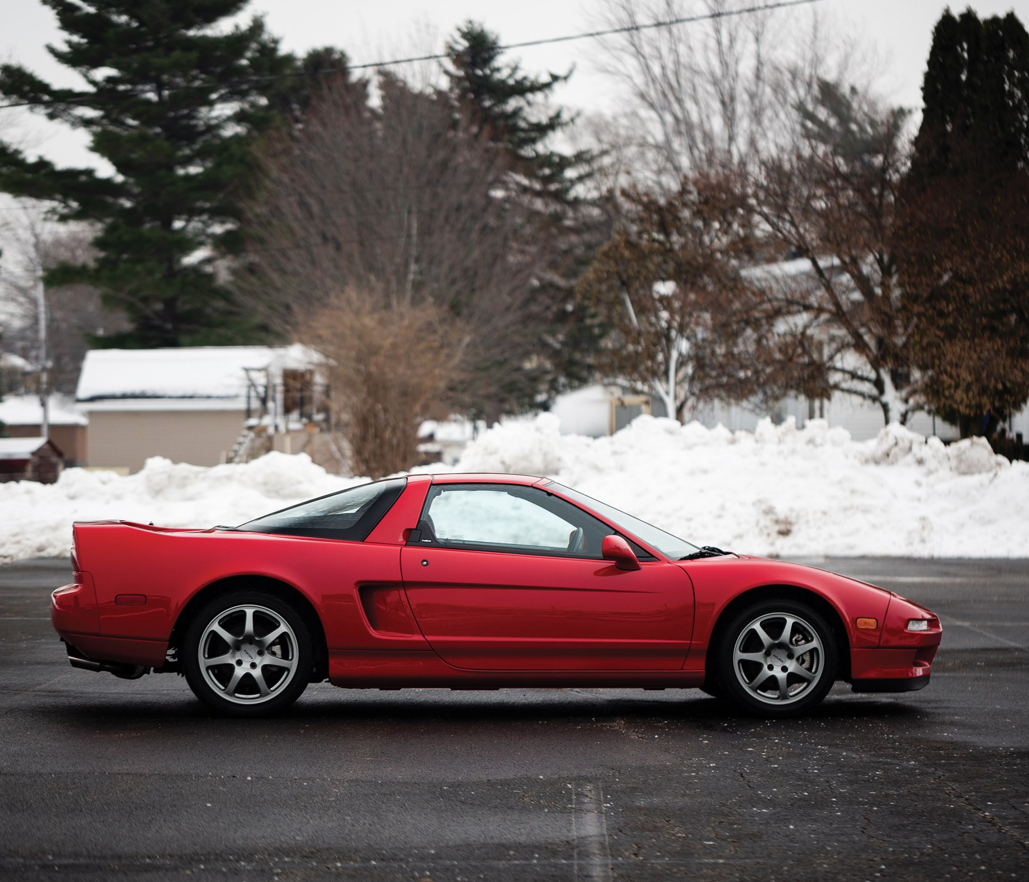 1995 Acura NSX (With Images)